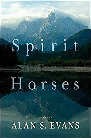 book cover of Spirit Horses