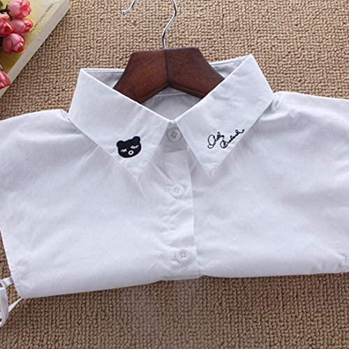 Blusa De Las Señoras Outdoor Falda Ropa De Cuello Camisa ...