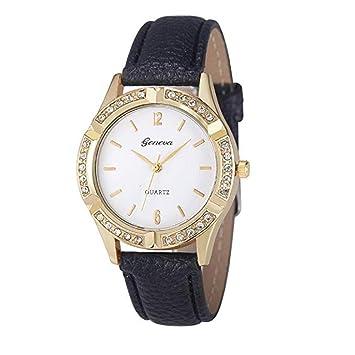 Womens Watches,Windoson Women Watches Prime Ladies Casual Dress Wrist Quartz Watches with Diamond Leather