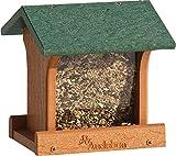 Audubon  NAGOGREEN1 Going Green Ranch Style Bird Feeder
