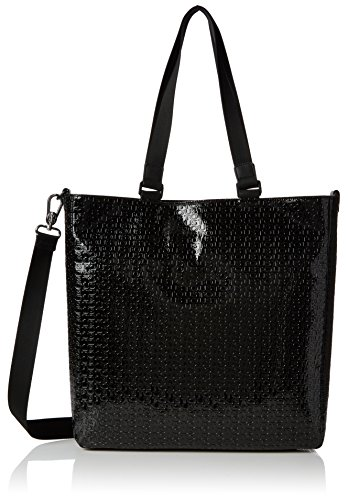 H X negro Mujer w Lindsay Bolso Multicolor Tiona Para 8x34x34 Tous Cm L Shopper 7fHxp