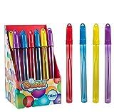Bubble Swords & Wands Outdoor Party Summer Toys Party Bag Filler 36cm Length