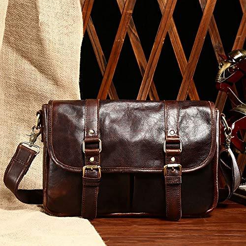 Épaule Bandoulière De Portés Cartable Toile Rétro Bag Sport Sac Hommes Femmes Briefcase Travail Sacs Messenger Ecole Laptop Redwall®nouveau q0g7t4