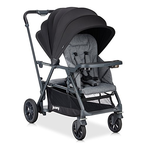 JOOVY Caboose S Standard Baby Strollers, Grey ()