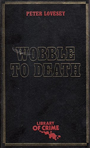 book cover of Wobble to Death