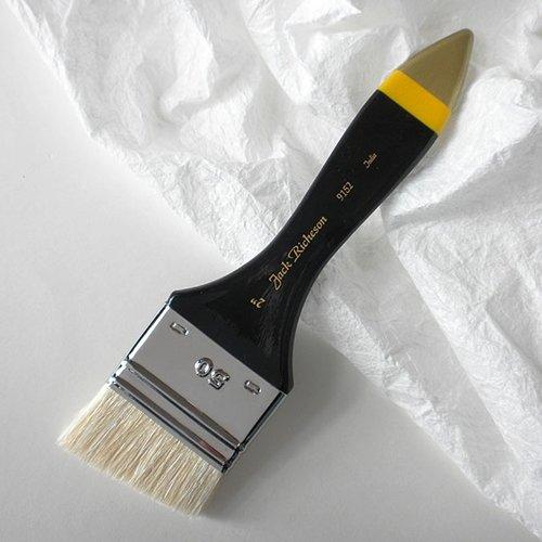 Jack Richeson Zoltan Szabo Slant Brush, 1-Inch