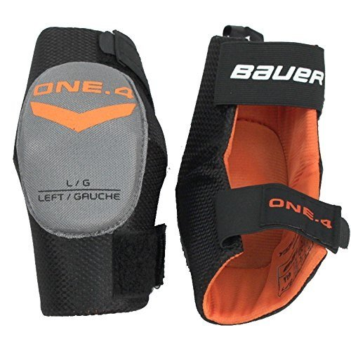 e.4 Ice Hockey Youth Elbow Arm Pads Guards Small, Large ()