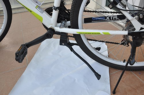 UPANBIKE MTB Mountain Bike Bicycle Middle Center Install Double Leg Kickstand Repairing Parking Stand by UPANBIKE (Image #6)