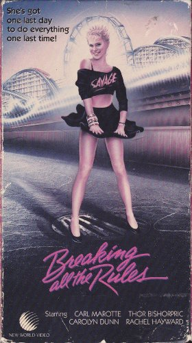 Breaking All the Rules (1985) (Movie)