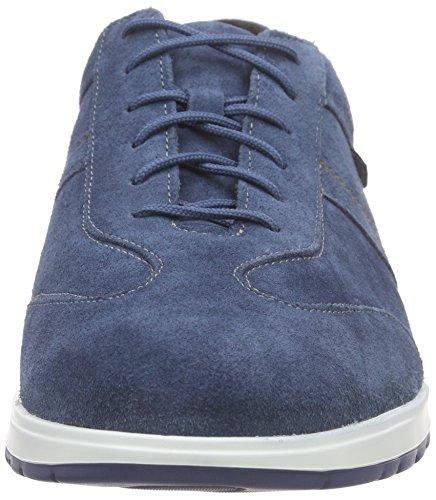 Mephisto Herren Vincenzo Sneakers Blau (MULBERRY)
