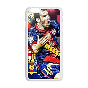 Happy Messi Cell Phone Case for Iphone 6 Plus