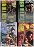 the Executioner Series - 4 Titles! #239, 240, 241, 242: Hostile Proximity, Devil's Guard, Evil Reborn AND Doomsday Conspiracy