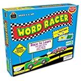 Teacher Created Resources Products - Teacher Created Resources - Word Racer Game, Ages 5 & Up, 2-4 Players - Sold As 1 Each - Each ''driver'' draws a sentence card, chooses a sight word and reads the sentence. - If the sentence is correct, he or she moves f