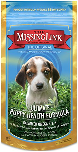 The Missing Link 8-Ounce Puppy Health Formula