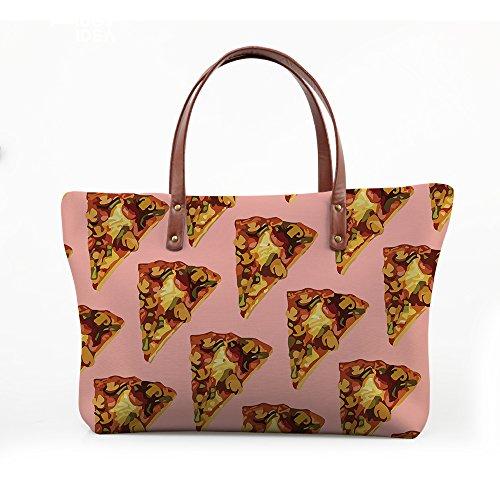 Women V6lcc4302al Handle Handbags Wallets Bags FancyPrint Purse Top Foldable Satchel Large qRwanZX