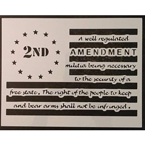 TNS STORE 2nd Amendment Gun Guns Flag 11
