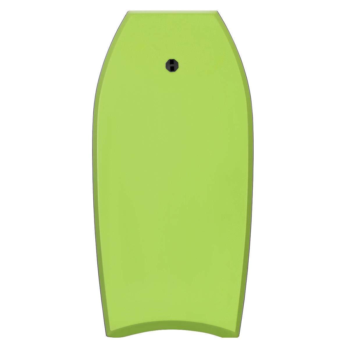 oldzon Bodyboard Surfing 41'' Lightweight Super W/Leash IXPE Deck EPS Core Boarding with Ebook