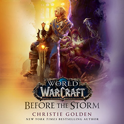 Before the Storm: World of Warcraft cover