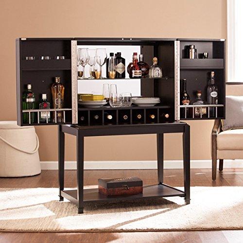 Metal Liquor Cabinet   4