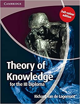 Image result for IB Theory of knowledge lagemaat