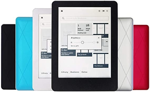 TREW 4 Colores Lector de Libros electrónicos de Tinta electrónica de 6 Pulgadas 1024x768 eReader 2 GB Frente luz (Bundle : Only e Book Reader, Color : Black): Amazon.es: Electrónica