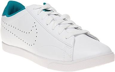 Nike Racquette Femme Baskets Mode Blanc: