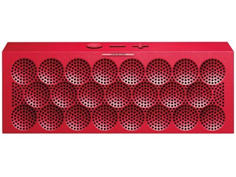 Jawbone Mini Jambox Wireless Speaker - Red Dot (Certified Refurbished) (Jawbone Jambox Speaker Red Dot)