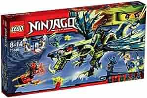 Amazon.com: LEGO Ninjago 70736 Attack of The Morro Dragon ...