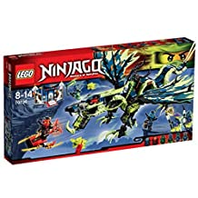 LEGO Ninjago 70736 Attack of the Morro Dragon - Masters of Spinjitzu 2015