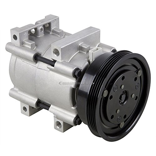 AC Compressor & A/C Clutch For Mercury Villager and Nissan Quest - BuyAutoParts 60-00792NA NEW