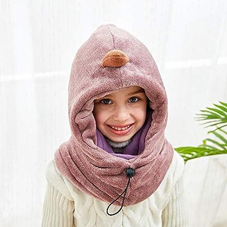 D C.Supernice Bambini Cappelli Invernali Ragazzo Ragazza Cappello da Sci allaperto Forma di Dinosauro Passamontagna per 2-12 Anni