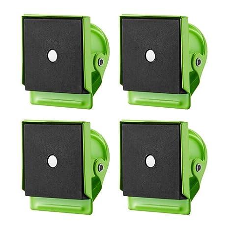 Ikea Clips magnéticos Oleby Juego Imanes con 4 unidades en 3 ...