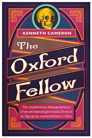 book cover of The Oxford Fellow