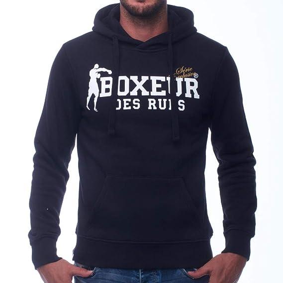 BOXEUR DES RUES Bxe-4858g Sudadera Hombre