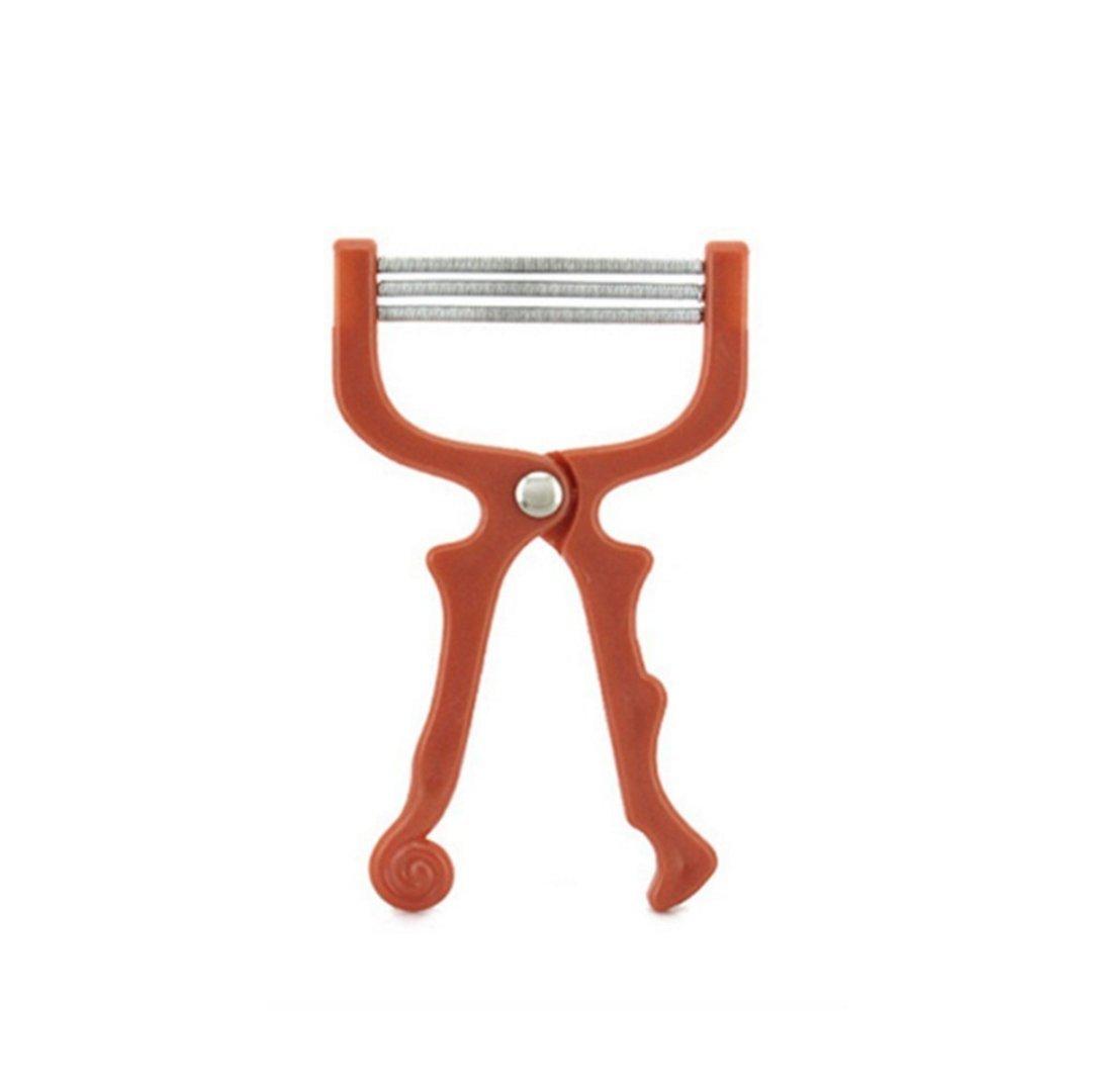 Handheld Facial Hair Removal Threading Beauty Epilator Tool Sanwood Others