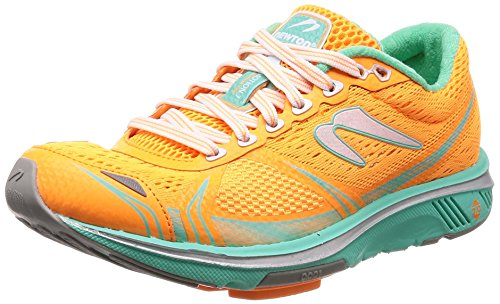 Newton Running Women's Motion 7 Orange/Silver 8.5 B US by Newton
