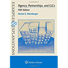 Examples & Explanations for Agency, Partnerships, and LLCs