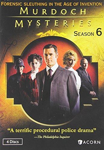 Murdoch Mysteries: Season 6 ()