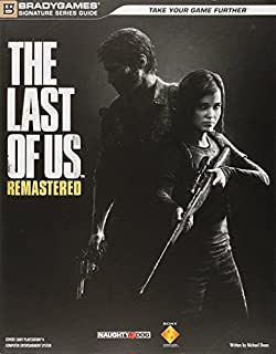 The Last of Us Remastered Signature Series Strategy Guide (Bradygames Signature Guides) (0744015545) | Amazon price tracker / tracking, Amazon price history charts, Amazon price watches, Amazon price drop alerts