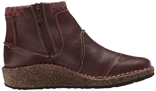 Bordeaux Aetrex Short Women's Boot Tessa Sweater XaqwXxrY