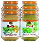 Holle Organic Baby Vegetable Jars - V...
