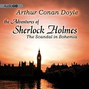 Sherlock Holmes: A Scandal in Bohemia Hörbuch
