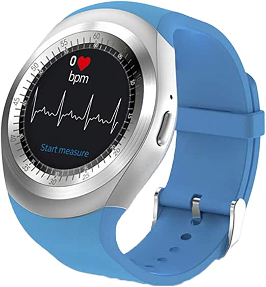 Amazon.com: IMPCBM8 Smartwatch Bluetooth Smart Watch, Blood ...