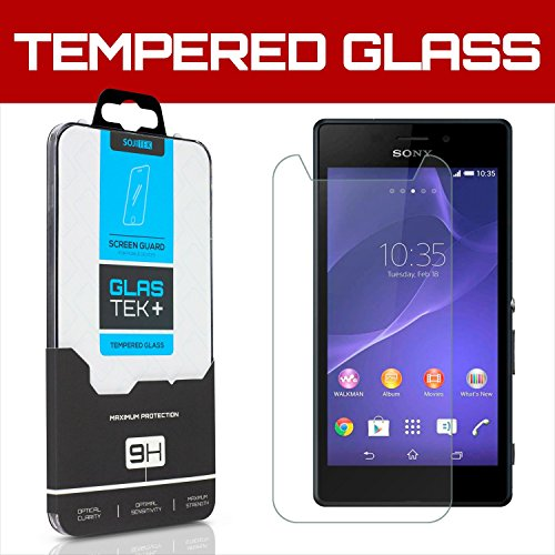 Tempered Glass Screen Protector for Sony Xperia M2 - 7