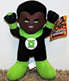 "DC Comics Super Hero Warner Brothers Baby Green Lantern 9"" Plush Doll Mint with Tags"