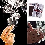 LeSharp Magic Kits Accessories, Cool Close-Up Magic Trick Finger's Smoke Hell's Smoke Stage Stuffs Fantasy Props