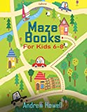 #9: Maze Books For Kids 6-8: Improve Problem Solving, Motor Control, and Confidence for Kids (Maze Books For Kids Ages 6-8)