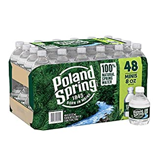 Poland Spring Water, 48 Count