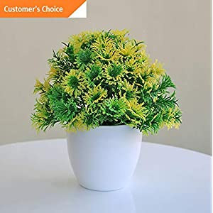 Hebel Artificial Plant Bonsai Fake Succulent Potted Home Office Hotel Garden Decor Cal | Model ARTFCL - 178 | 119