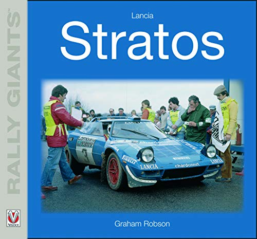 Lancia Stratos (Rally Giants) por Graham Robson